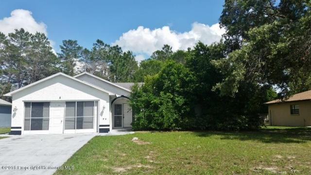 5036 Abagail Drive, Spring Hill, FL 34608 (MLS #2192318) :: The Hardy Team - RE/MAX Marketing Specialists