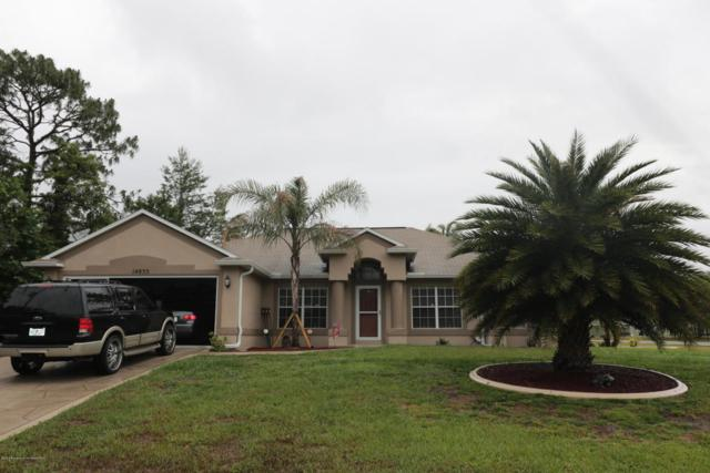 14035 Poet Street, Spring Hill, FL 34609 (MLS #2192443) :: The Hardy Team - RE/MAX Marketing Specialists