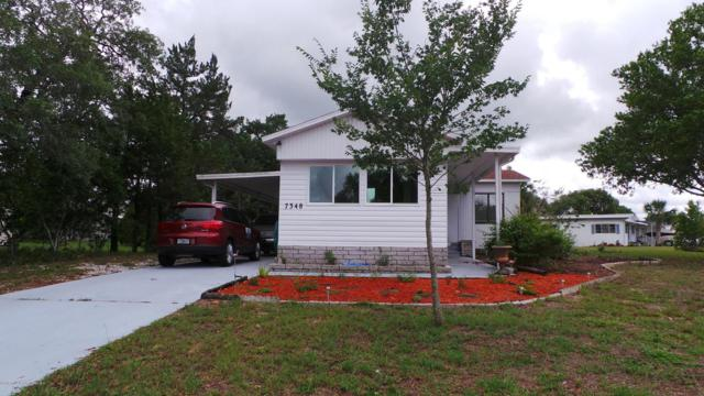 7348 Eastern Cr Drive, Brooksville, FL 34613 (MLS #2192537) :: The Hardy Team - RE/MAX Marketing Specialists