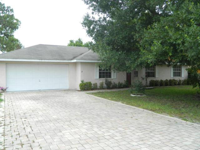 11331 Dean Street, Spring Hill, FL 34608 (MLS #2192595) :: The Hardy Team - RE/MAX Marketing Specialists
