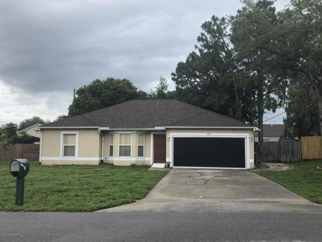 2309 Pomeroy Road, Spring Hill, FL 34609 (MLS #2192640) :: The Hardy Team - RE/MAX Marketing Specialists