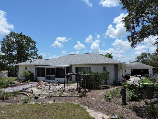 12552 Moon Road, Brooksville, FL 34613 (MLS #2192685) :: The Hardy Team - RE/MAX Marketing Specialists