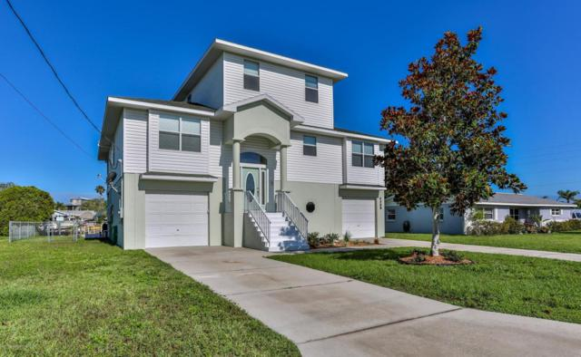 4389 8th Isle Drive, Hernando Beach, FL 34607 (MLS #2192710) :: The Hardy Team - RE/MAX Marketing Specialists