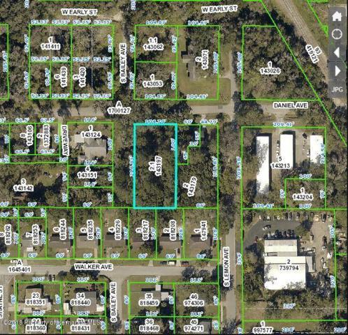 211 Daniel Avenue, Brooksville, FL 34601 (MLS #2192742) :: The Hardy Team - RE/MAX Marketing Specialists