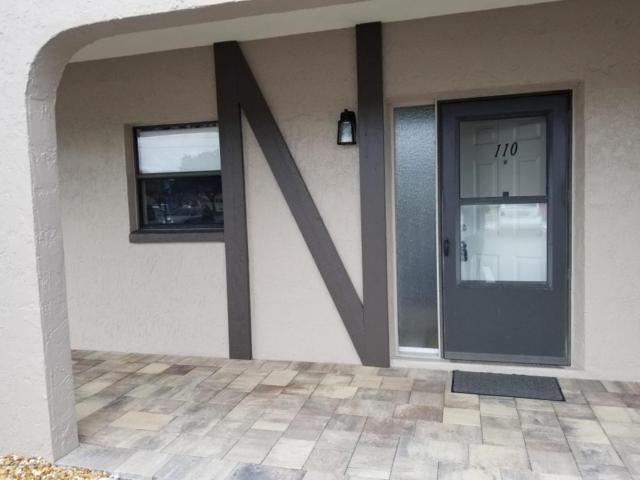 7400 Spring Hill Drive #110, Spring Hill, FL 34606 (MLS #2193041) :: The Hardy Team - RE/MAX Marketing Specialists