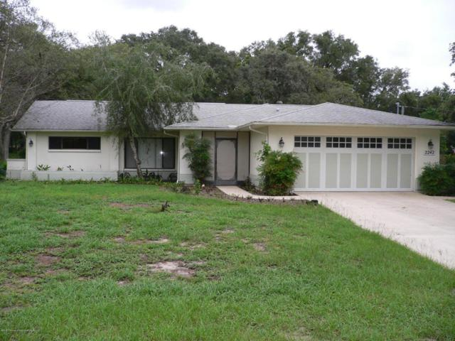 2242 Claremont Lane, Spring Hill, FL 34609 (MLS #2193078) :: The Hardy Team - RE/MAX Marketing Specialists
