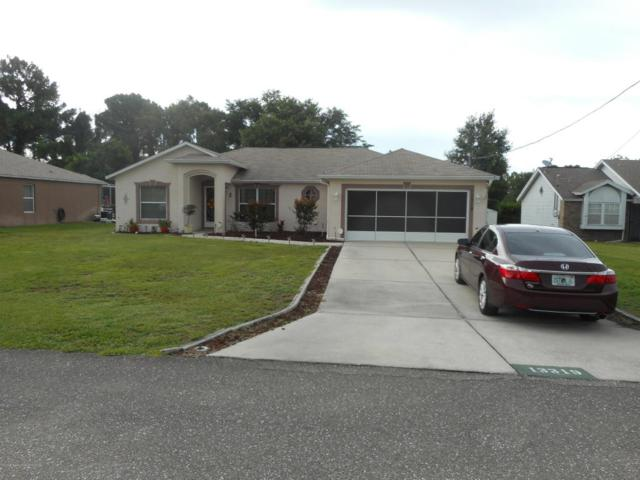 13319 Drysdale Street, Spring Hill, FL 34609 (MLS #2193128) :: The Hardy Team - RE/MAX Marketing Specialists