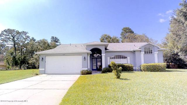 1077 Rudolph Court, Spring Hill, FL 34609 (MLS #2193179) :: The Hardy Team - RE/MAX Marketing Specialists