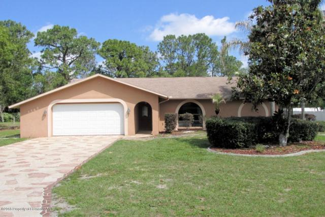 1565 Fayetteville Drive, Spring Hill, FL 34609 (MLS #2193203) :: The Hardy Team - RE/MAX Marketing Specialists