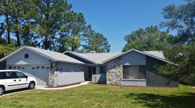 13063 Montego Street, Spring Hill, FL 34609 (MLS #2193261) :: The Hardy Team - RE/MAX Marketing Specialists