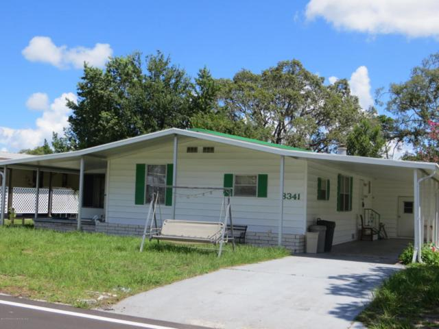 8341 Highpoint Boulevard, Brooksville, FL 34613 (MLS #2193270) :: The Hardy Team - RE/MAX Marketing Specialists