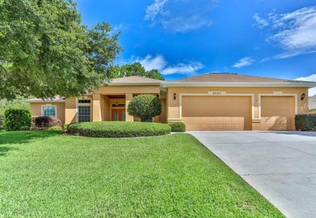 5341 Championship Cup Lane, Brooksville, FL 34609 (MLS #2193281) :: The Hardy Team - RE/MAX Marketing Specialists