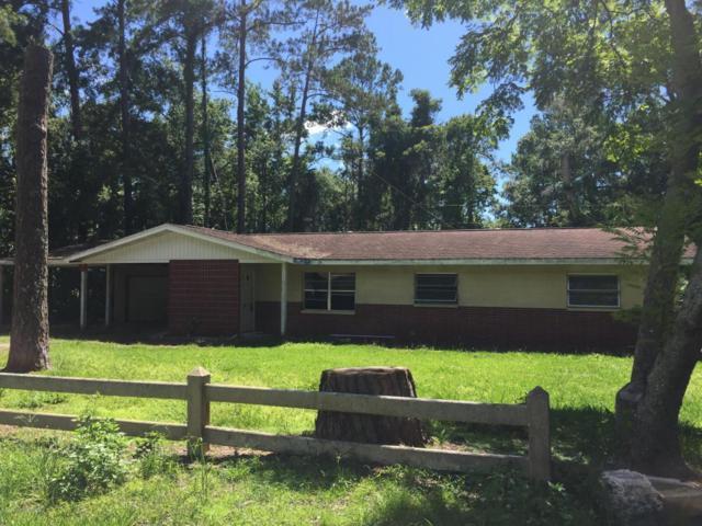 1536 Sabra Drive, Brooksville, FL 34601 (MLS #2193290) :: The Hardy Team - RE/MAX Marketing Specialists