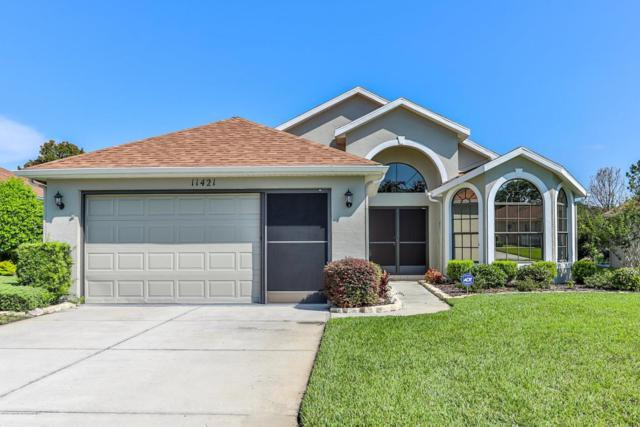 11421 Deercroft Court, Spring Hill, FL 34609 (MLS #2193416) :: The Hardy Team - RE/MAX Marketing Specialists