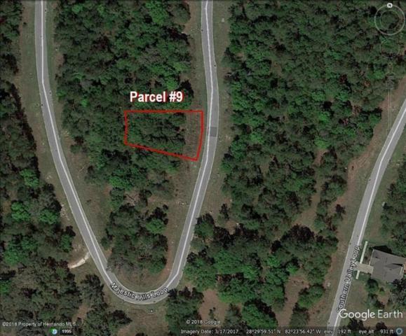 0 Majestic Hills Loop, Brooksville, FL 34601 (MLS #2193547) :: The Hardy Team - RE/MAX Marketing Specialists
