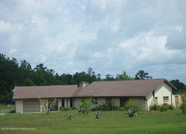 7039 Hope Hill Road, Brooksville, FL 34601 (MLS #2193564) :: The Hardy Team - RE/MAX Marketing Specialists