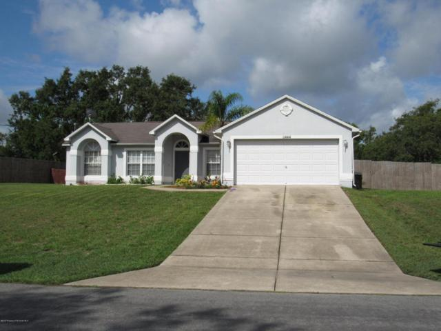 11444 Pike Avenue, Spring Hill, FL 34609 (MLS #2193700) :: The Hardy Team - RE/MAX Marketing Specialists