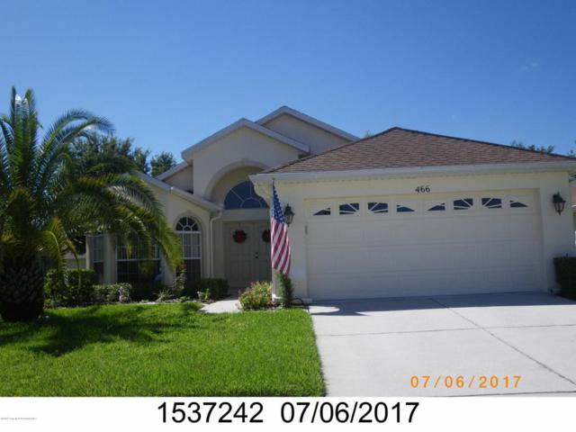466 Greenwich, Spring Hill, FL 34609 (MLS #2193957) :: The Hardy Team - RE/MAX Marketing Specialists