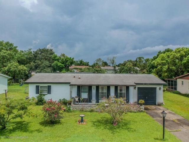 9386 Carthage Road, Spring Hill, FL 34608 (MLS #2194084) :: The Hardy Team - RE/MAX Marketing Specialists