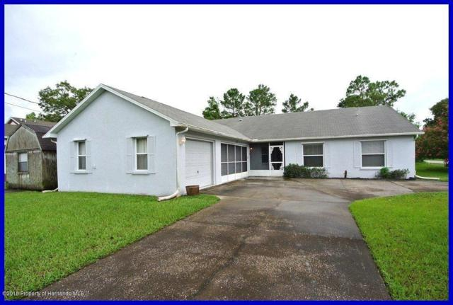 3372 Hartley Road, Spring Hill, FL 34606 (MLS #2194198) :: The Hardy Team - RE/MAX Marketing Specialists