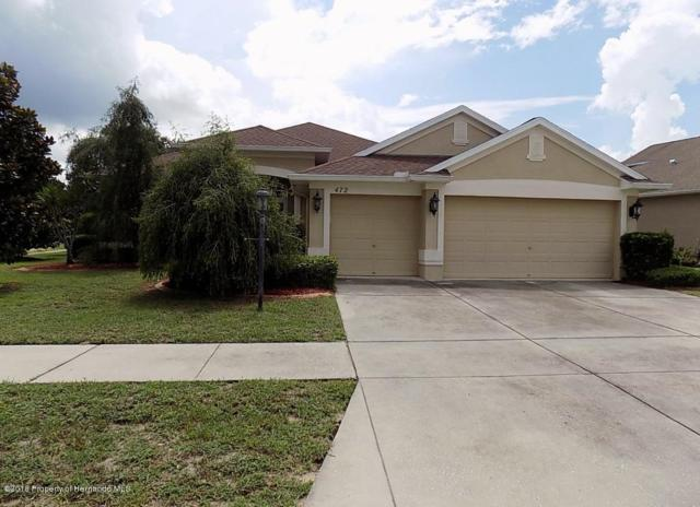 472 Barrington Court, Spring Hill, FL 34609 (MLS #2194299) :: The Hardy Team - RE/MAX Marketing Specialists