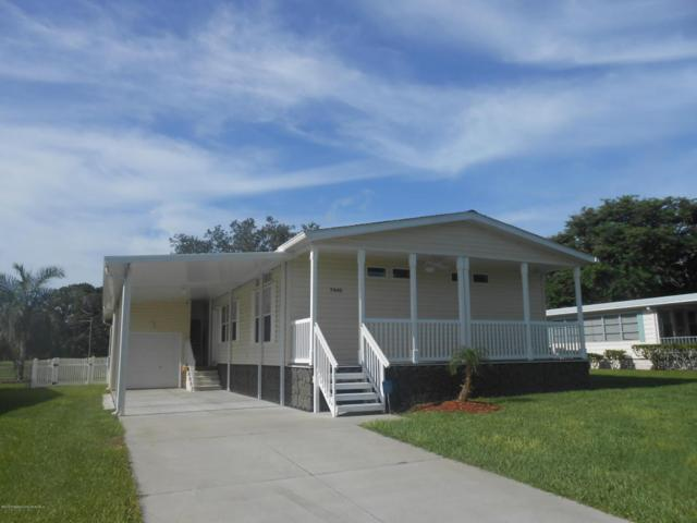 7440 Dinsmore, Brooksville, FL 34613 (MLS #2194352) :: The Hardy Team - RE/MAX Marketing Specialists