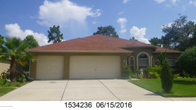 5684 Brackenwood Drive, Spring Hill, FL 34609 (MLS #2194399) :: The Hardy Team - RE/MAX Marketing Specialists
