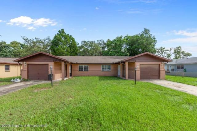 7497 Mead Drive, Spring Hill, FL 34606 (MLS #2194400) :: The Hardy Team - RE/MAX Marketing Specialists