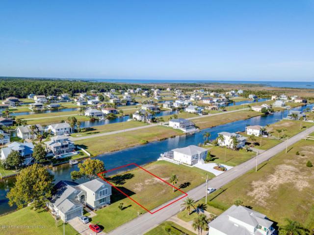 4050 ''Lot 42'' Cobia Drive, Hernando Beach, FL 34607 (MLS #2194504) :: The Hardy Team - RE/MAX Marketing Specialists