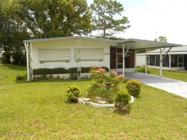 8016 Cedar Cove Avenue, Brooksville, FL 34613 (MLS #2194603) :: The Hardy Team - RE/MAX Marketing Specialists