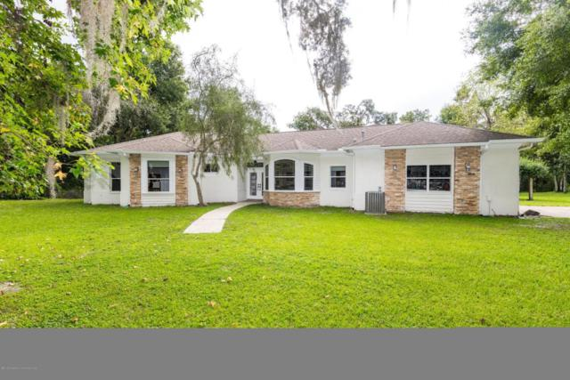 6046 Valley View Drive, Brooksville, FL 34601 (MLS #2194613) :: The Hardy Team - RE/MAX Marketing Specialists