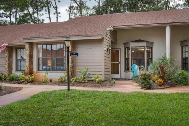 2069 Woodcutter Court, Spring Hill, FL 34606 (MLS #2194749) :: The Hardy Team - RE/MAX Marketing Specialists