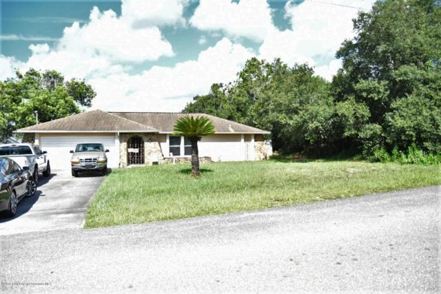 2421 Ainsworth Avenue, Spring Hill, FL 34609 (MLS #2194765) :: The Hardy Team - RE/MAX Marketing Specialists
