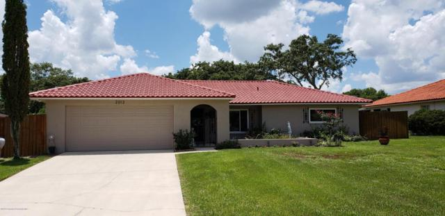 2013 Beckwith Avenue, Spring Hill, FL 34608 (MLS #2194930) :: The Hardy Team - RE/MAX Marketing Specialists