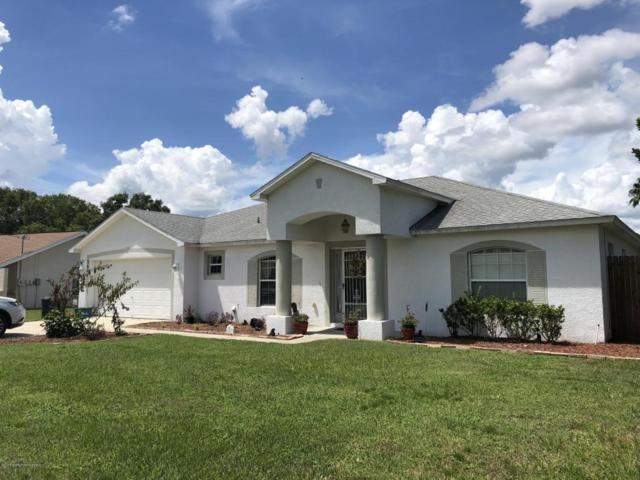 3414 Ambassador Avenue, Spring Hill, FL 34609 (MLS #2194966) :: The Hardy Team - RE/MAX Marketing Specialists