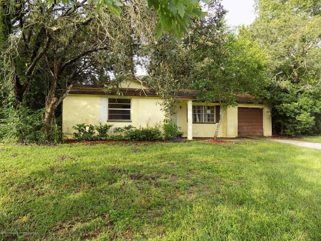 189 Rosedale Avenue, Spring Hill, FL 34606 (MLS #2194999) :: The Hardy Team - RE/MAX Marketing Specialists