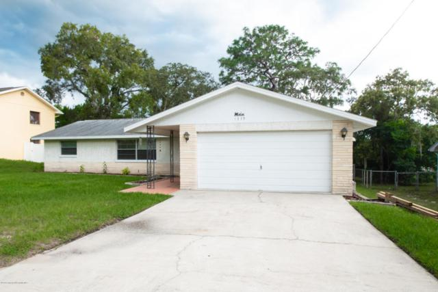 1379 Newhope Road, Spring Hill, FL 34606 (MLS #2195044) :: The Hardy Team - RE/MAX Marketing Specialists