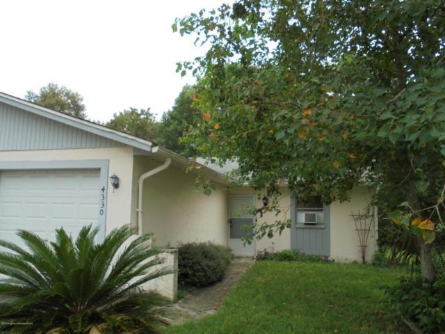 4340 Tartan Avenue, Spring Hill, FL 34608 (MLS #2195097) :: The Hardy Team - RE/MAX Marketing Specialists