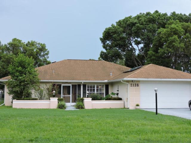 2138 Landover Boulevard, Spring Hill, FL 34608 (MLS #2195148) :: The Hardy Team - RE/MAX Marketing Specialists