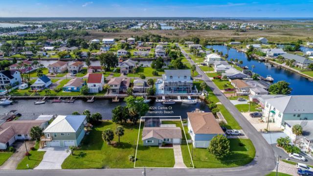 4224 Carlos Court, Hernando Beach, FL 34607 (MLS #2195257) :: The Hardy Team - RE/MAX Marketing Specialists