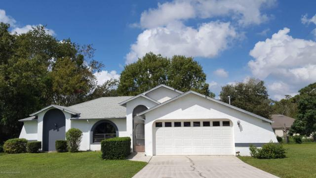 2483 Allegro Avenue, Spring Hill, FL 34609 (MLS #2195261) :: The Hardy Team - RE/MAX Marketing Specialists