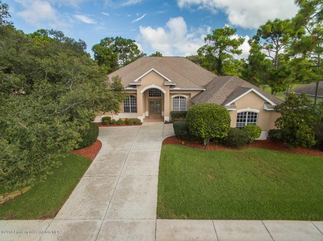 5351 Championship Cup Lane, Spring Hill, FL 34609 (MLS #2195311) :: The Hardy Team - RE/MAX Marketing Specialists
