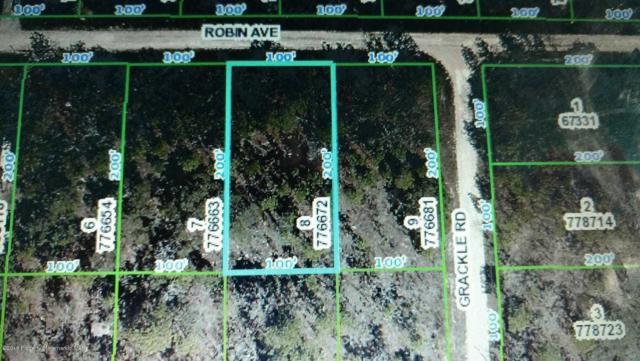 0 Robin Avenue, Weeki Wachee, FL 34614 (MLS #2195340) :: The Hardy Team - RE/MAX Marketing Specialists