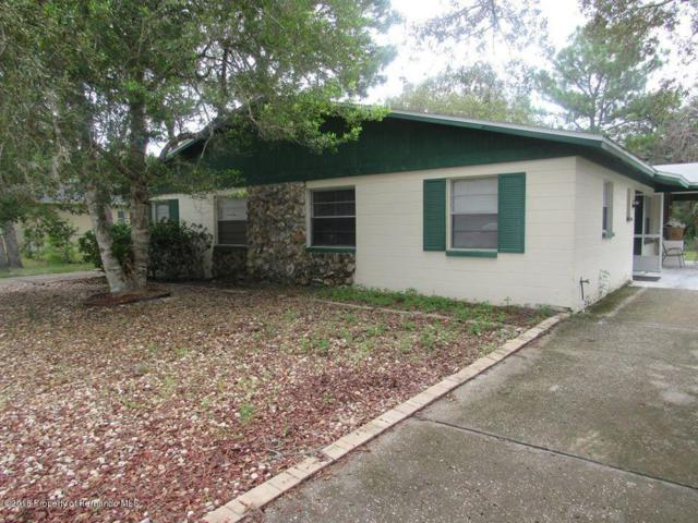 7482 Pond Circle, Spring Hill, FL 34606 (MLS #2195355) :: The Hardy Team - RE/MAX Marketing Specialists