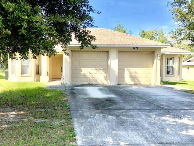 7477 Canterbury Street, Spring Hill, FL 34606 (MLS #2195522) :: The Hardy Team - RE/MAX Marketing Specialists