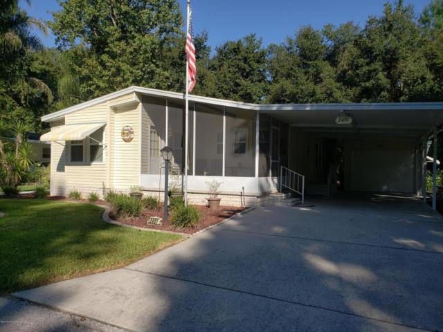 2491 Ayerswood Drive, Brooksville, FL 34604 (MLS #2195557) :: The Hardy Team - RE/MAX Marketing Specialists