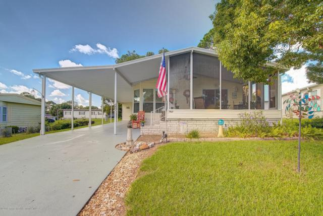 7421 Montrose Ave Avenue, Brooksville, FL 34613 (MLS #2195561) :: The Hardy Team - RE/MAX Marketing Specialists