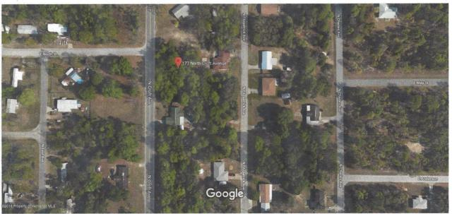 177 N Croft Avenue, Inverness, FL 34453 (MLS #2195605) :: The Hardy Team - RE/MAX Marketing Specialists