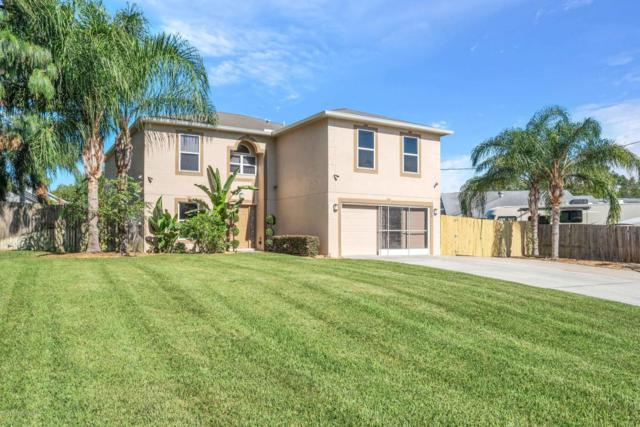 2240 Gold Road, Spring Hill, FL 34609 (MLS #2195618) :: The Hardy Team - RE/MAX Marketing Specialists
