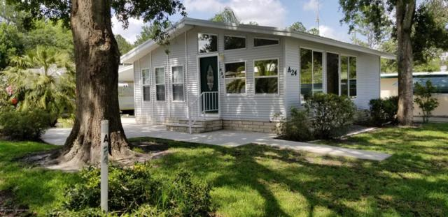 2092 Culbreath Road A24, Brooksville, FL 34602 (MLS #2195619) :: The Hardy Team - RE/MAX Marketing Specialists